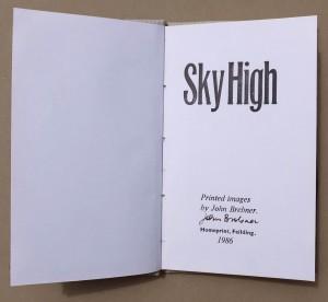 Sky high page1